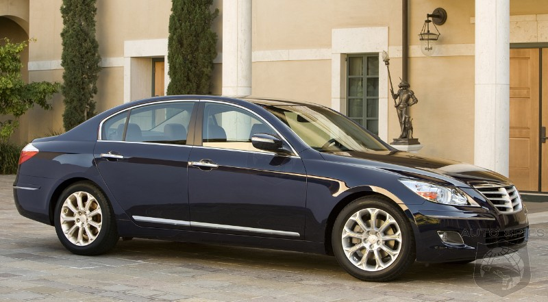 Hyundai's Genesis Racks Up Over 20 Awards In It's First Year: Did Lexus Start Out With This BIG Of A Bang?