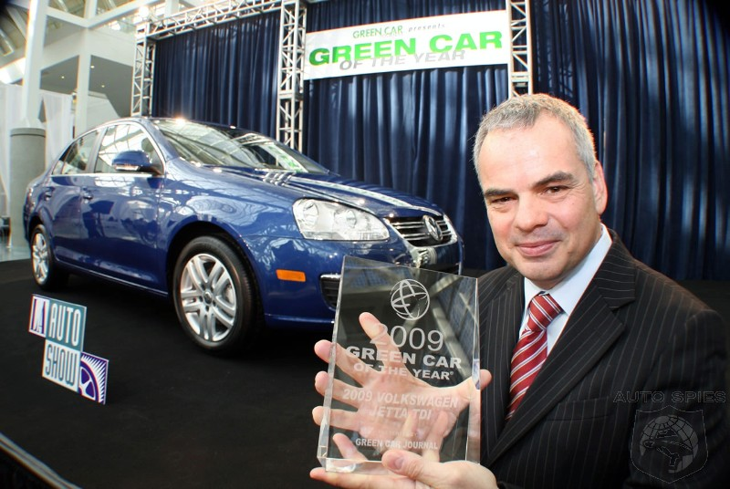 volkswagen stripped     green car   year awards autospies auto news