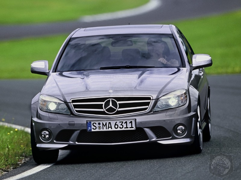 Nhtsa sets the stage to recall 253 000 self combusting for Recall on mercedes benz c300