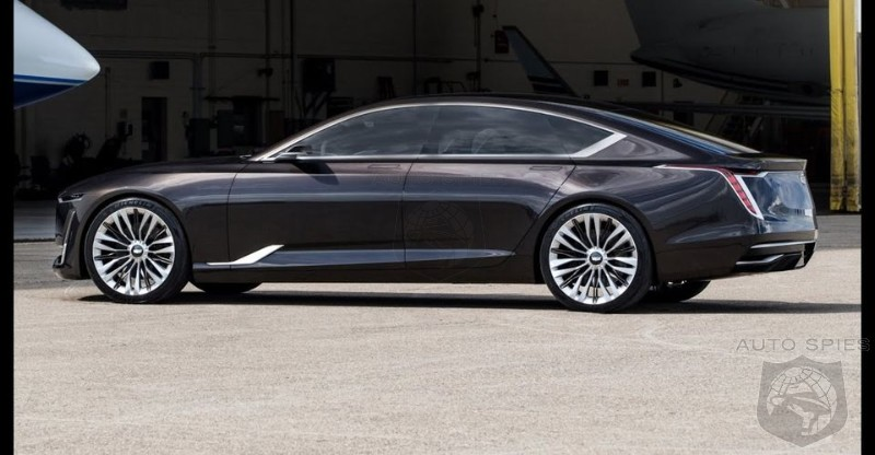 Cadillac's New Celestiq Flagship To MSRP for $200,000?