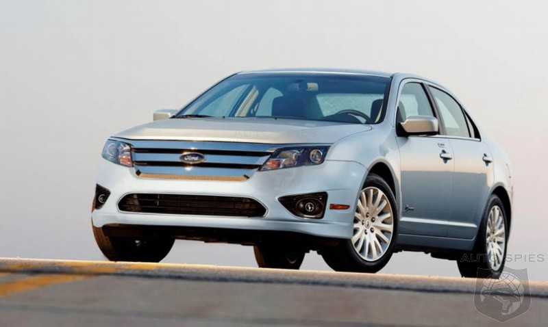 NHTSA Opens Investigation On 724,000 Ford Vehicles For Stalling Engine Problems