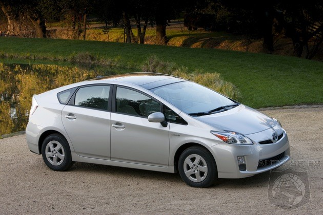 Toyota Analyzes Prius Production From Beginning To End And Finds Carbon Footprint Is Worse Than Expected!