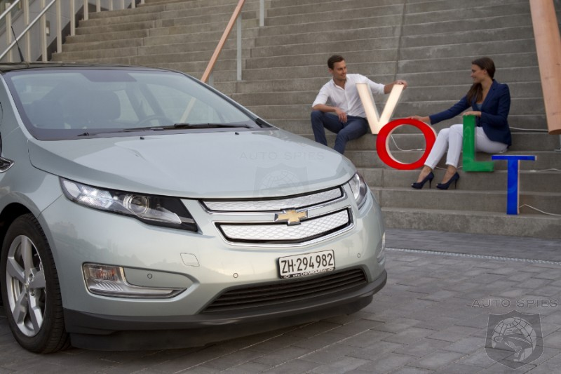 SHOCKER: Volt Owners Tell GM - Longer Range And More Room