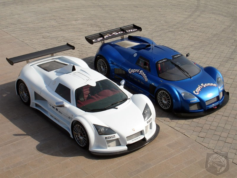 Supercar Maker Gumpert Runs Out Of Cash - Seeks Investors