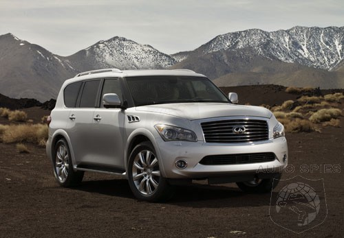 Who Is The Real King Of The Luxury Suv Infiniti Qx56 Vs