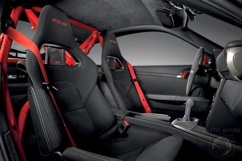 porsche issues recall over seat belt anchors autospies auto news. Black Bedroom Furniture Sets. Home Design Ideas