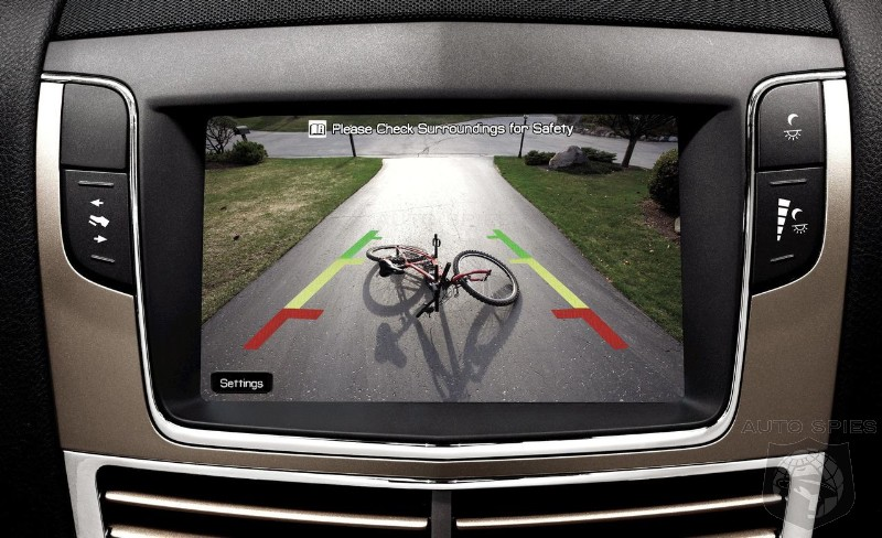 NHTSA Says It Isn't Ready Yet To Finalize Backup Camera Rules