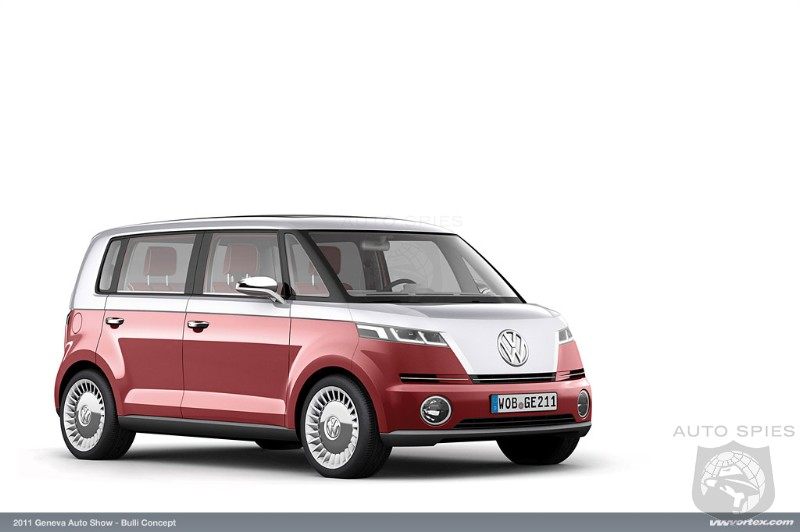 Volkswagen Working On Next Gen Beetle And Revival Of Camper Van