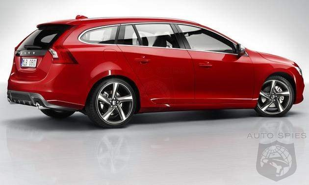 New York Auto Show Millennials Focusing Attention On Station Wagons Instead Of Suvs Autospies Auto News