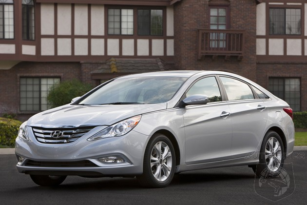 Hyundai Recalls 883,000 Sonatas For Faulty Transmission Cables