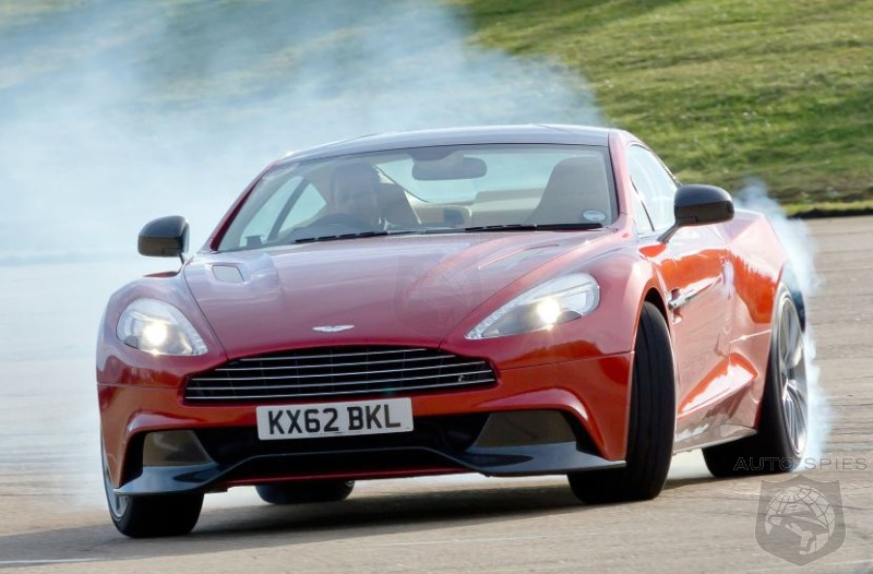 Aston Martin Vanquish Runs Through The Paces - Does It Measure Up To The Price?