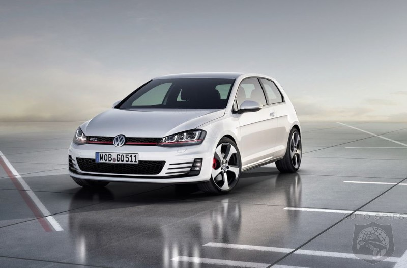 Volkswagen To Expand GTI And Golf Production To North America