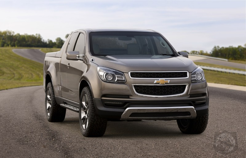 GM Recalls 145,000 Trucks For Missing Hood Latches