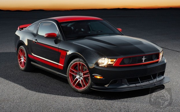 Ford To Retire Mustang Boss 302 Version In 2014 Autospies Auto News