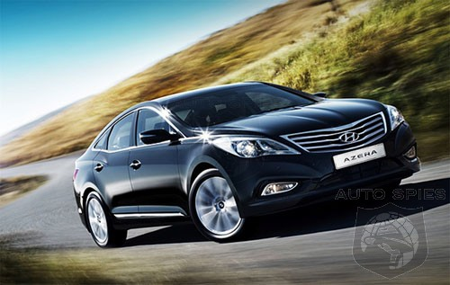 Luxury On A Budget: Which Is The Better Choice The Lexus ES350 Or The Hyundai Azera?