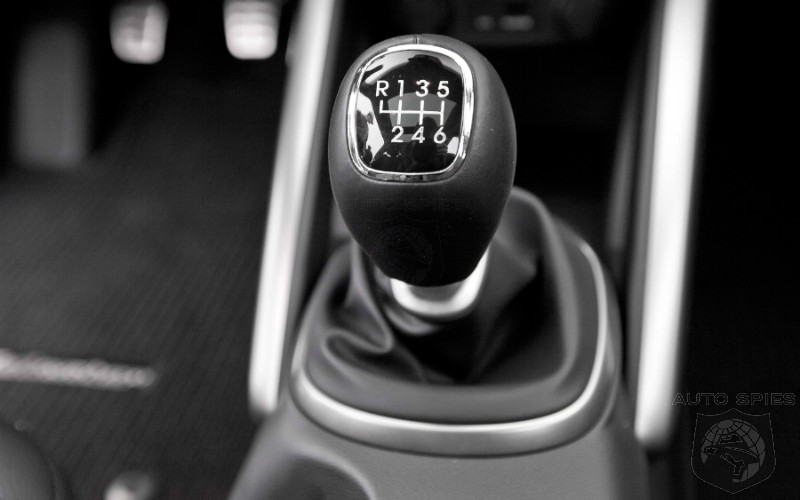 Stick Shift Still Clings To Life, But For How Long?