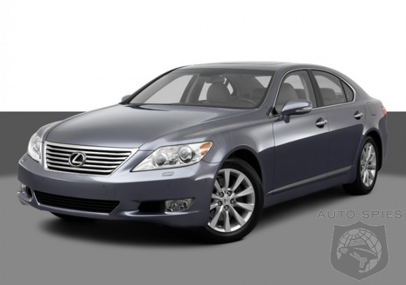 Consumer Reports Ranks Lexus LS 460 L The Best In 2012 Road Test Scoring