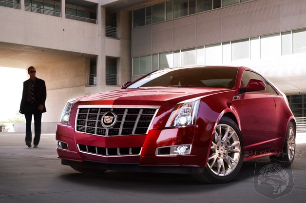 Cadillac Struggling To Determine Fix For Recalled Cts