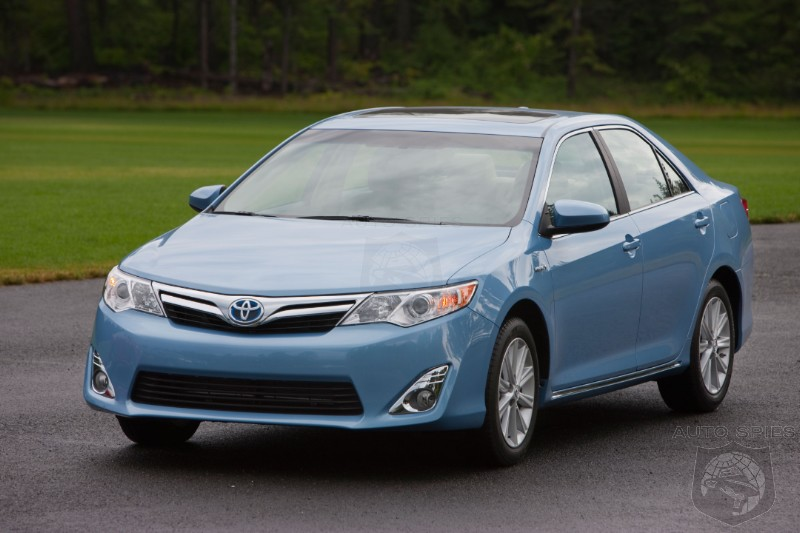 Toyota Releases 2012 Camry Pricing