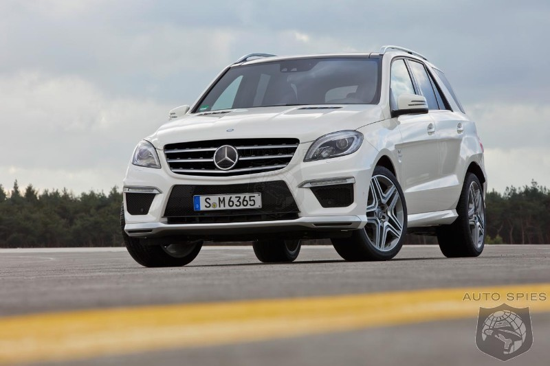 Mercedes-Benz Overtakes BMW In U.S. Luxury Car Race - Lexus Continues With No Dog In The Hunt