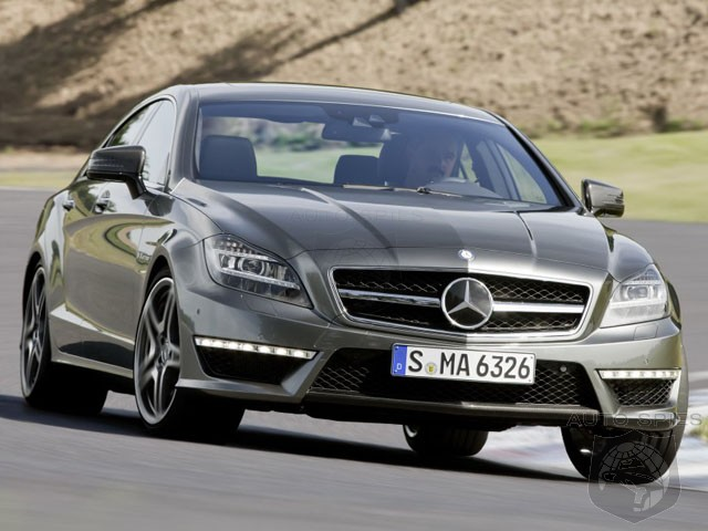 Mercedes-Benz Follows Audi's Lead And Begins Equipping AMG Sedan Models With All Wheel Drive