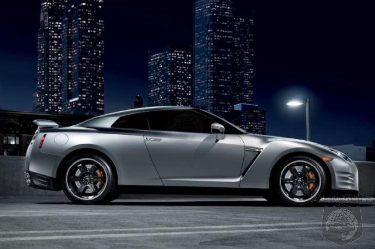 Nissan Announces Series Of Tweaks For Aging GT-R