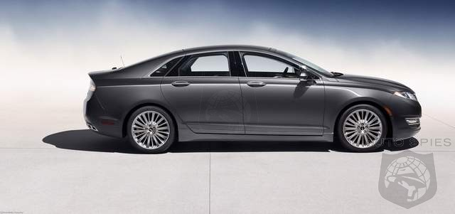 2013 Lincoln MKZ Undercuts The Lexus ES 350 By $175 But Is That Going To Make A Difference For Anyone?