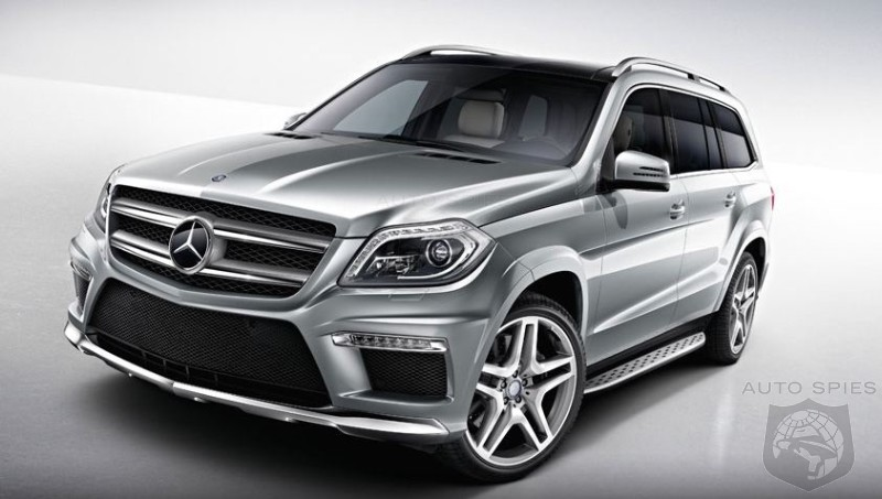 Mercedes-Benz GL450 - S-Class Luxury Disguised As A SUV?