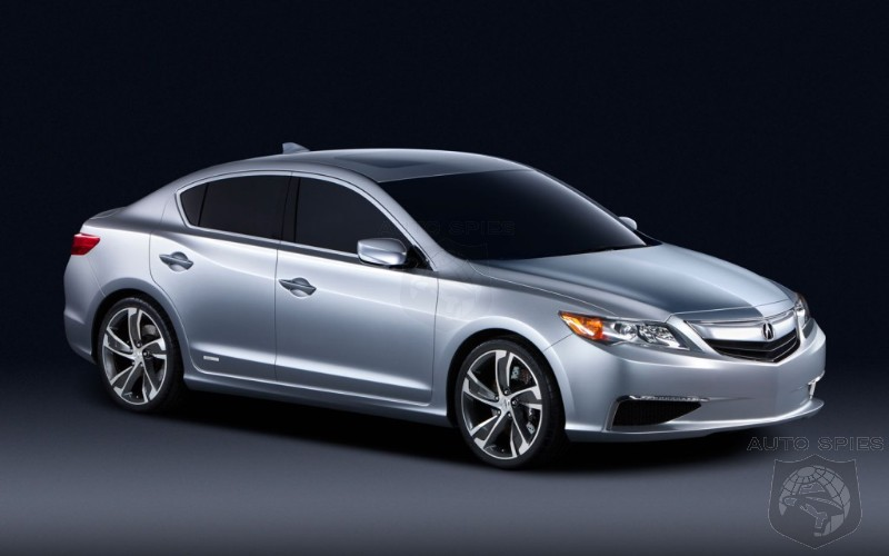 Acura ILX Falls Short Of Expectations - What Will It TakeTo Appeal To The Affluent Buyer?