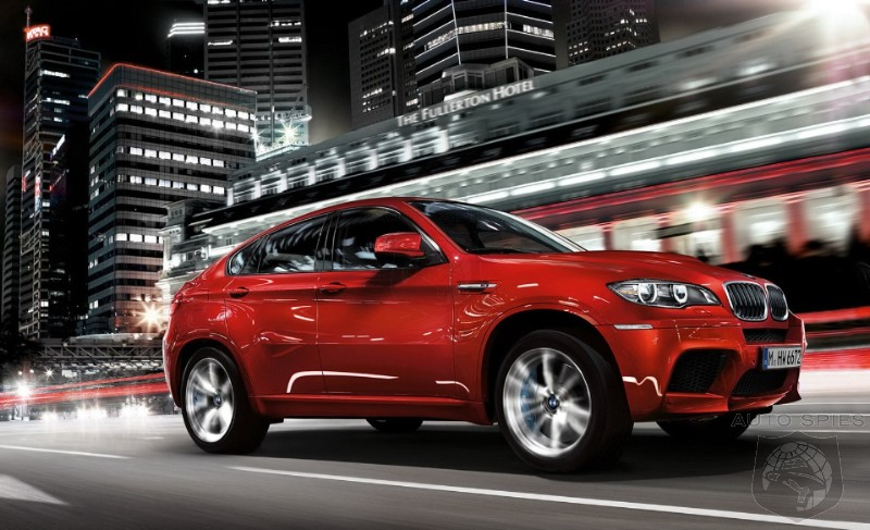 Detroit News Deems The BMW X6 As Too Complex For The Money