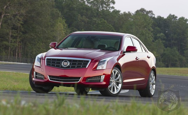 ATS, Fusion, And Accord Among The Front Runners For 2013 North American Car and Truck of the Year Awards