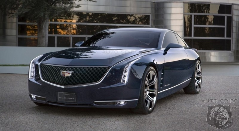Cadillac Confirms New Range Topping Sedan And New SRX Crossover For 2015