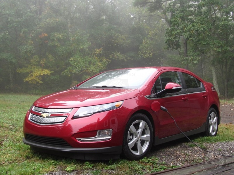 Survey Indicates 92% Of Chevrolet Volt Owners Would Buy Another