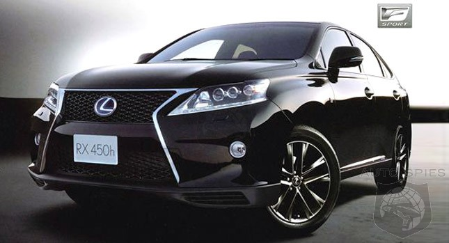 As Lexus Shifts Production To North America Will The