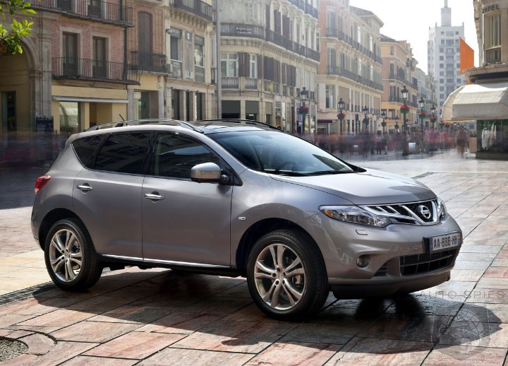 Nissan To Move Murano Production From Japan To US