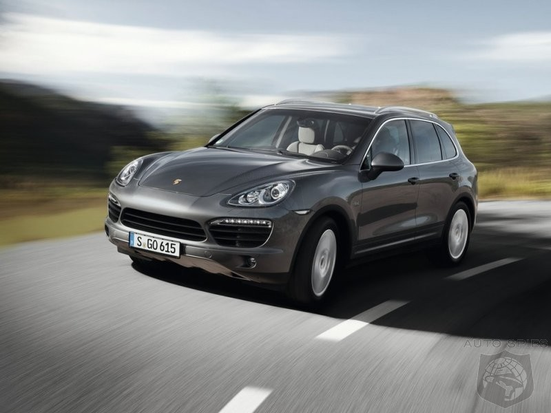 Porsche Moves To Preserve Macan Sales - Drops Base Cayenne At Same Price