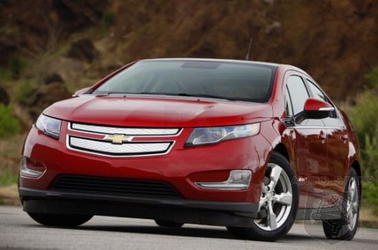 Tight Inventories And Reduced Incentives Cause Volt Sales To Plummet In November