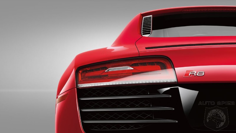Audi To Phase Out The R8 Rather Than Offer A 3rd Generation