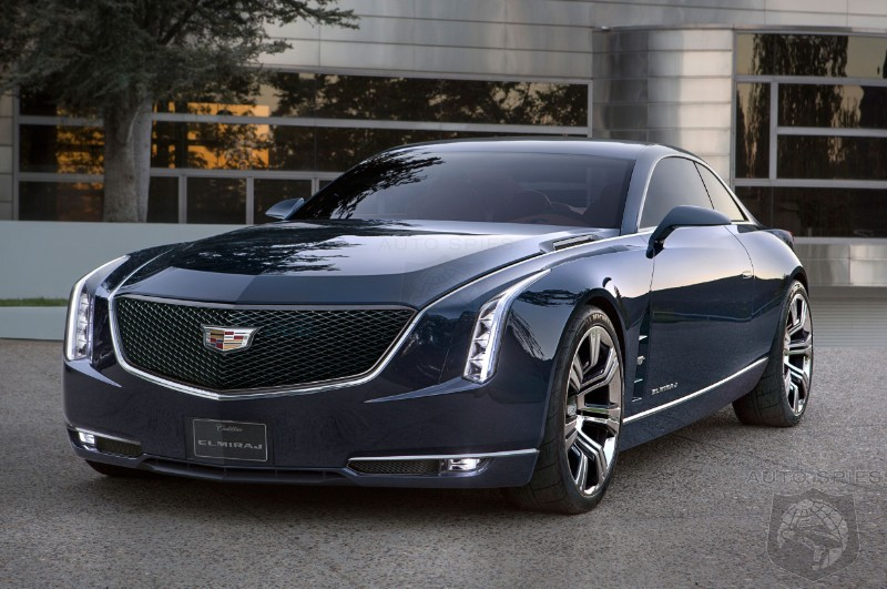 New Cadillac Top Of The Line Flagship To Be Named Ct6