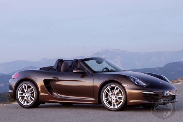Autoweek Picks The Porsche Boxster And Mercedes-Benz GL As Best Of The Best For 2013
