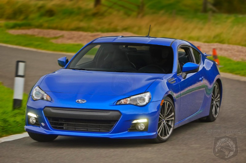 Subaru BRZ May Be The Causality Of Intensifying Toyota And BMW Affair