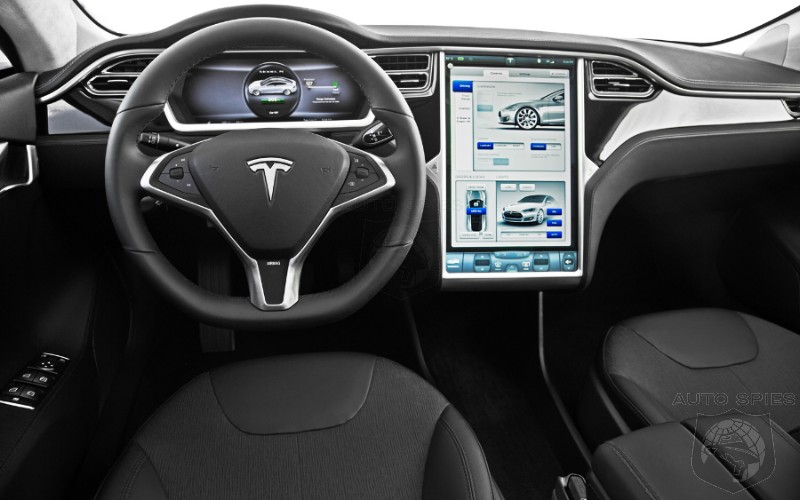 Hackers Successfully Gain Control Of Telsa Model S Are