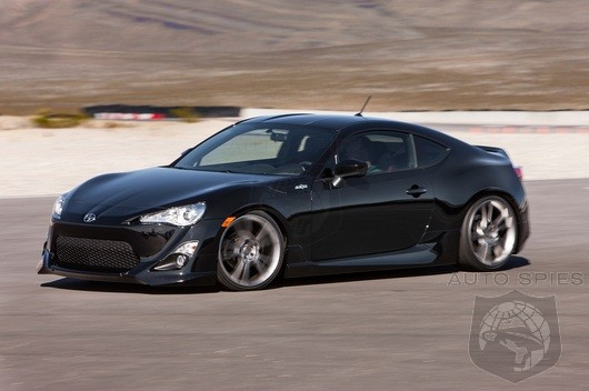 Toyota Says Sales Potential Rules Out Hybrid GT-86 Or FR-S
