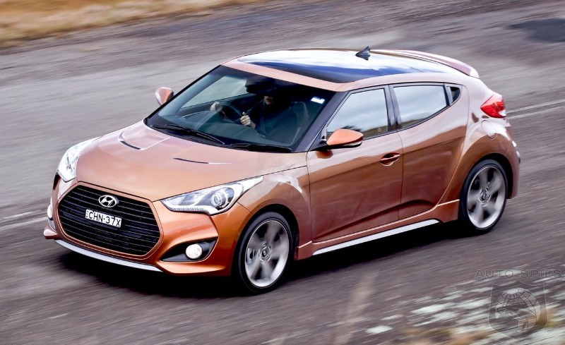 Hyundai Veloster Recalled Again - This Time For Faulty Parking Brake