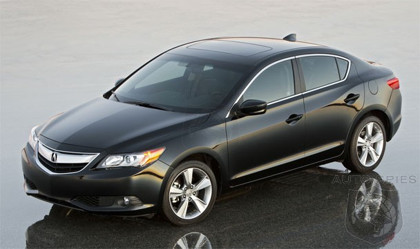 No Longer  Up To Snuff? Acura ILX Falls Short By Only Offering A