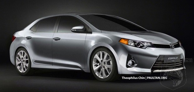If Toyota's New Corolla Looked Like This, Would You Recommend It?