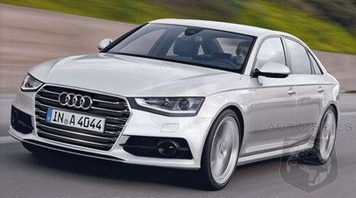 2014 Audi A4 To Rely On Cylinder Deactivation Technology To Improve Mileage