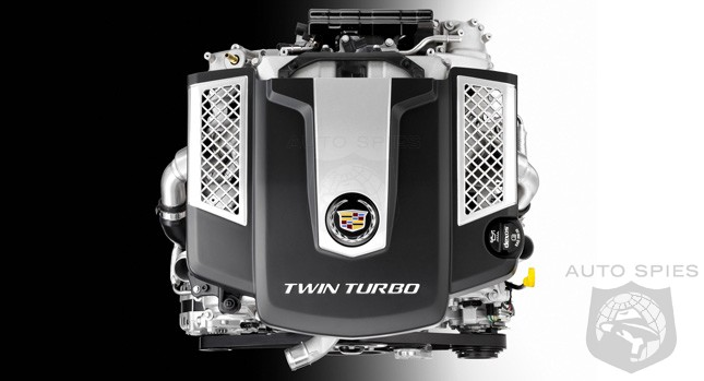 Cadillac Announces 420 HP Twin-Turbo V-6 For 2014 CTS