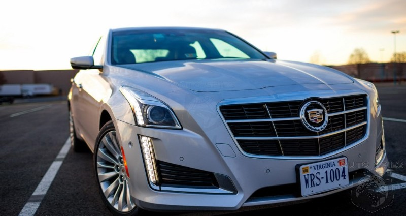 Should Cadillac Move Into The Small Car Market?
