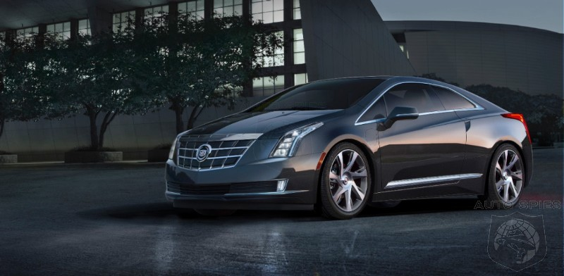 DETROIT AUTO SHOW: Cadillac Details The ELR Ahead Of Debut